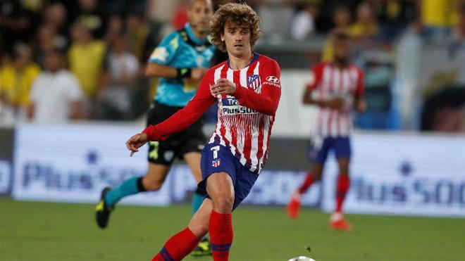 El último gol de Griezmann con el Atlético de Madrid