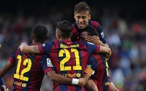 El Barça destaca hoy por la dinámica colectiva y la finura de sus intérpretes