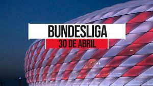 La Bundesliga no regresará antes del 30 de abril
