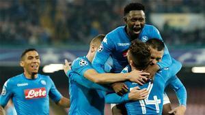 LACHAMPIONS | Nápoles - Shakhtar (3-0)
