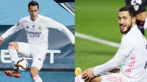 Lucas Vázquez y Hazard, los señalados