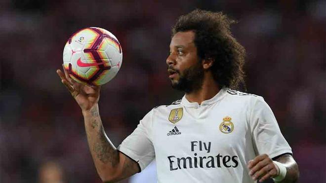 Marcelo no es el mismo de antes cuando estaba Cristiano Ronaldo