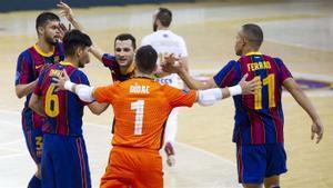 El Barça ya está en la Final a Ocho de la Champions
