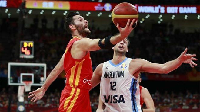 Rudy: Hemos demostrado la casta de la selección española