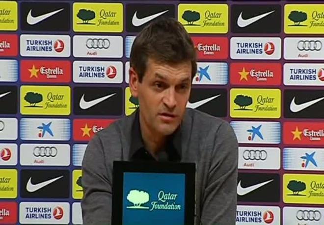 Tito Vilanova sigue sumando victorias en Liga