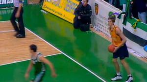 Así fue el debut de Pau Gasol en la ACB