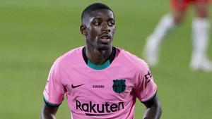 Confirman las conversaciones Barça-United por Dembélé (EN)