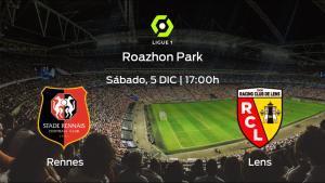 Previa del encuentro de la jornada 13: Stade Rennes contra Racing de Lens