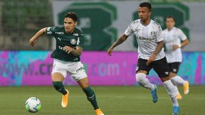 El Palmeiras y el Gremio juegan la final de la Copa do Brasil 2020