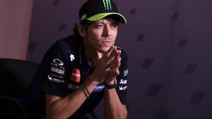 Valentino Rossi convoca una rueda de prensa excepcional
