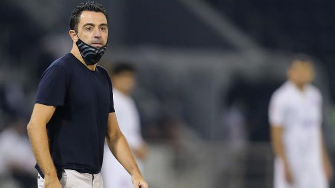 Xavi, entrenador del Al-Sadd
