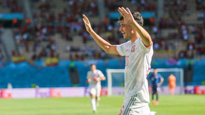 Pedri, una de las principales basas de la selección española de fútbol para los JJOO