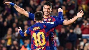 Luis Suárez vuelve al Camp Nou y se verá las caras con su querido amigo, Leo Messi
