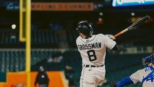 Grossman, de los Detroit Tigers.
