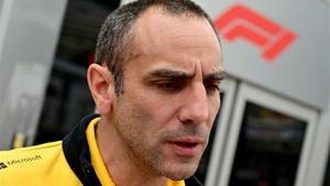 Cyril Abiteboul, exjefe de Renault