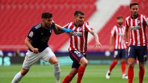 El Atlético se jugará el campeonato en la última jornada en Valladolid