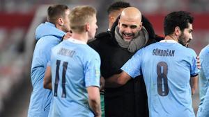 Stones guía al City a la final contra Mourinho