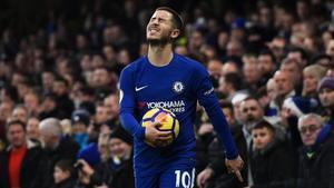 Hazard es la estrella del rival europeo del Barça, el Chelsea