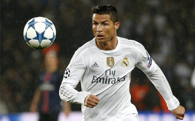 Cristiano Ronaldo marcó ante la UD Las Palmas