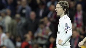 Modric se pronuncia en las redes sociales sobre la mala racha madridista