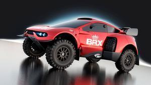 Así luce el nuevo BRX Hunter T1+