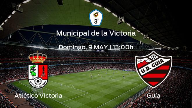 Previa del encuentro: el Atlético Victoria recibe a la UD Guía