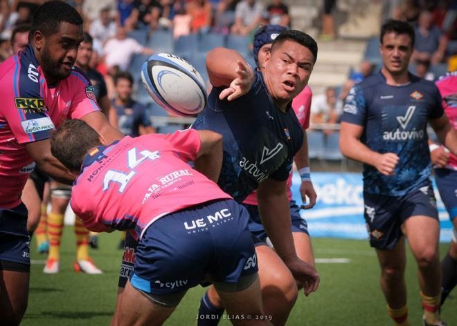 El reglamento de agentes de Rugby, en marcha a partir de la pròxima temporada  2021-22