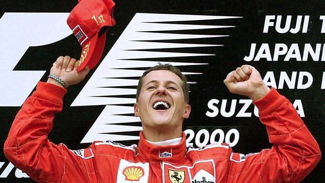 Netflix estrena su película sobre Michael Schumacher
