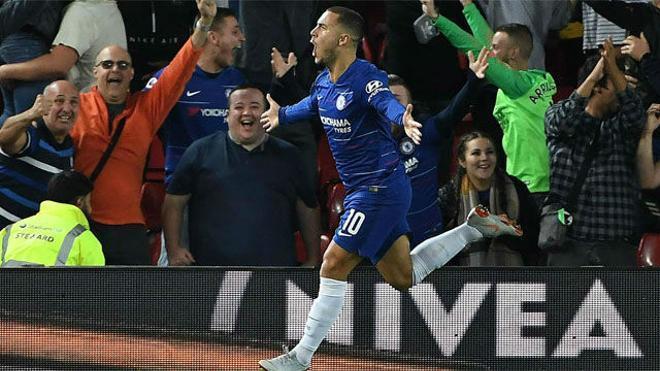 Este sería el sueldo de Hazard en el Real Madrid