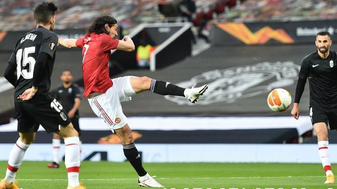El Granada dice adiós al sueño europeo: el resumen de la derrota ante el manchester United en Old Trafford