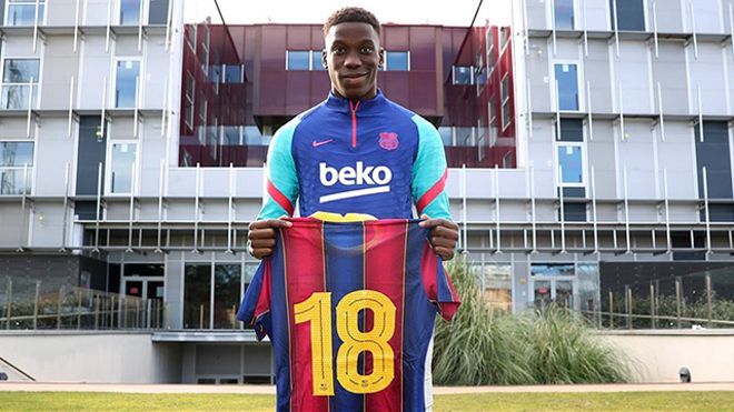 Ilaix Moriba celebra su 18 cumpleaños y habla sobre sus objetivos e ilusiones con el FC Barcelona