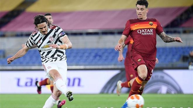 La Roma vence y el Manchester United se clasifica