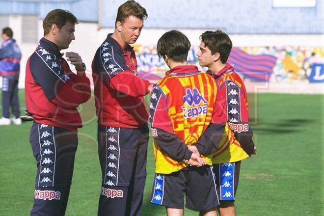 14.Xavi Hernández 1998