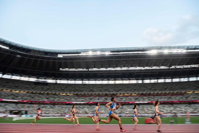 Las 5 mujeres más destacadas de los Juegos Olímpicos de Tokio 2020