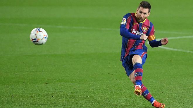 ¡Messi es único e inigualable! El argentino lo volvió a hacer. Vean el golazo que anotó ante el Huesca