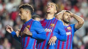 El 1x1 del FC FC Barcelona ante el Rayo Vallecano