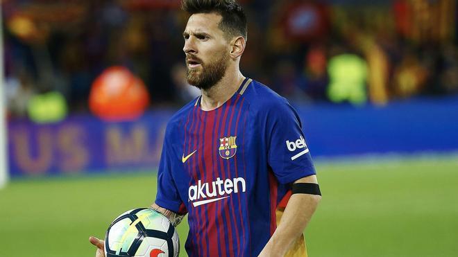LALIGA | Barça-Eibar (6-1): El póker de Messi contra el Eibar