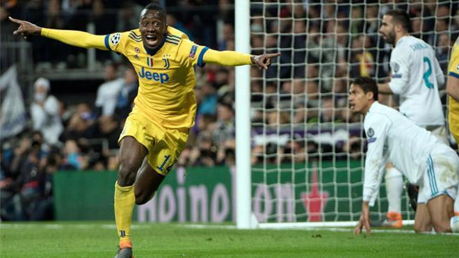 LACHAMPIONS   Real Madrid - Juventus (1-3): El error de Keylor y el gol de Matuidi