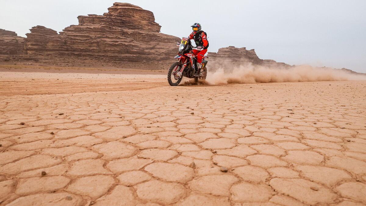 Barreda dice adiós a sus opciones en el Dakar