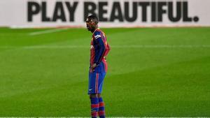 Dembélé está rindiendo a su mejor nivel en los últimos partidos