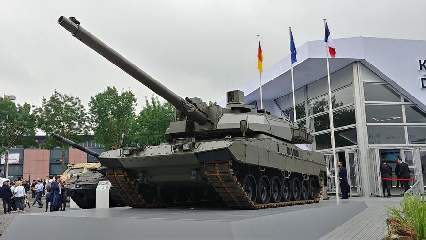Tres países europeos se unen para crear un nuevo carro de batalla