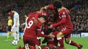 LACHAMPIONS | Liverpool - Spartak de Moscú (7-0)