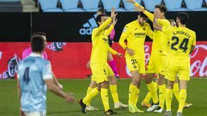 El Villarreal tiene dos victorias, un empate y una derrota en su historial más reciente