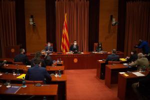 El Govern propone que las elecciones de Catalunya se celebren el 30 de mayo