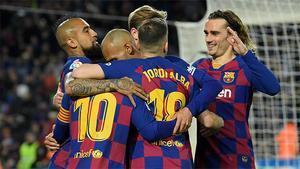 5 Curiosidades - La temporada del Barcelona