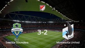 El Seattle Sounders jugará la Gran Final tras derrotar por 3-2 al Minnesota United