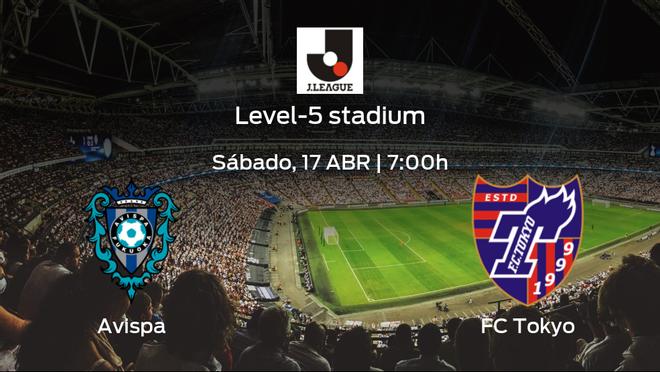Jornada 10 de Liga Japonesa J1: previa del duelo Avispa Fukuoka - FC Tokyo