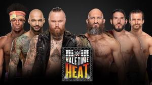 WWE Half Time