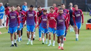 El Barça está preparado para su primera gran prueba de la pretemporada