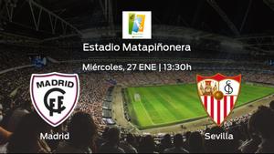 Previa del encuentro: el Madrid CFF recibe al Sevilla Femenino en la decimoséptima jornada
